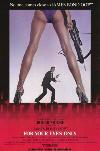 Danjaq Productions - Agent 007 strengt fortroligt