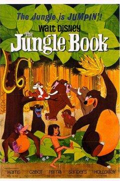 Junglebogen - Org.vers.
