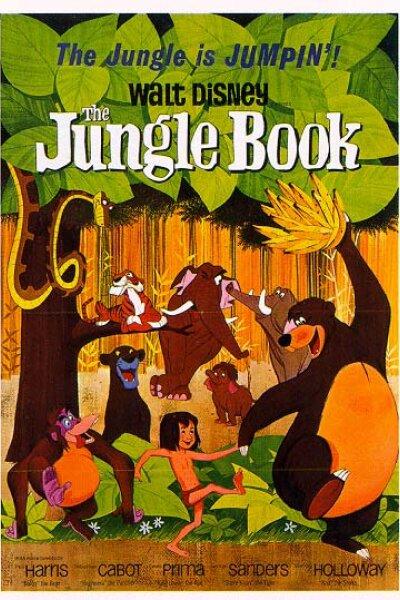Walt Disney Pictures - Junglebogen - Org.vers.