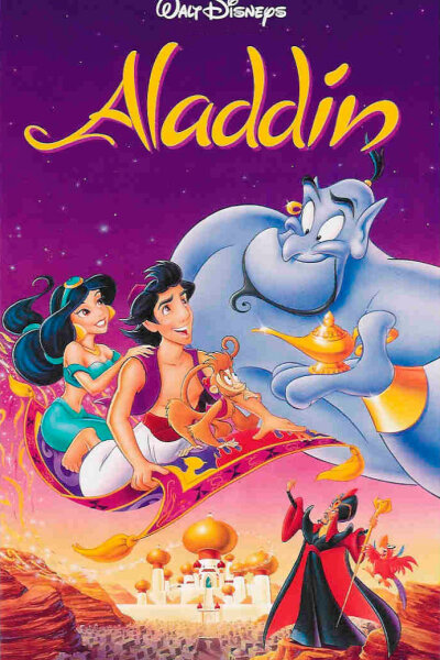 Walt Disney Pictures - Aladdin