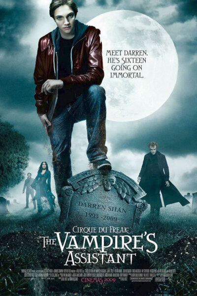Depth of Field Productions - Cirque du Freak: The Vampire's Assistant