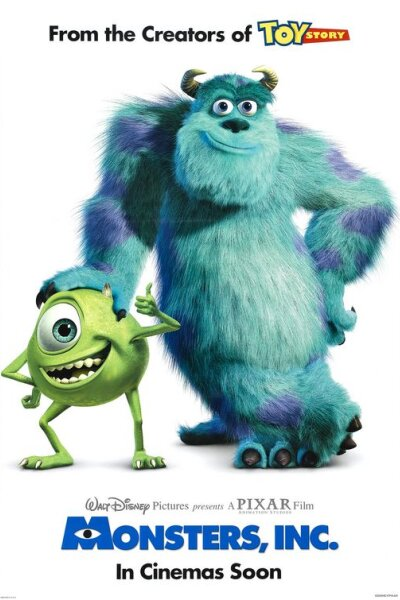 Walt Disney Pictures - Monsters, Inc.