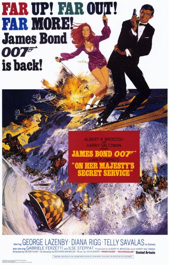 Agent 007 i Hendes Majestæts hemmelige tjeneste