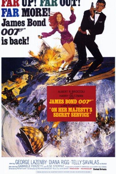 Danjaq Productions - Agent 007 i Hendes Majestæts hemmelige tjeneste