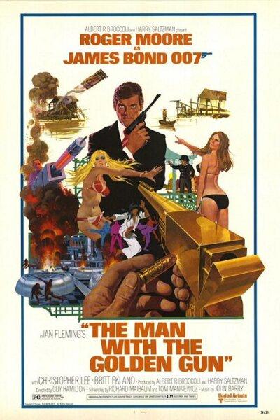 Danjaq Productions - Manden med den gyldne pistol
