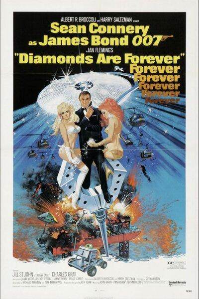 Danjaq Productions - Diamanter varer evigt