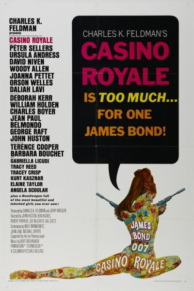 Famous Artists Productions - Casino Royale