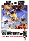 Agent 007 - du lever kun to gange