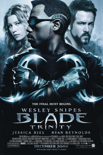 New Line Cinema - Blade - The Daywalker