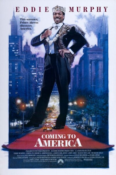 Paramount Pictures - Coming to America