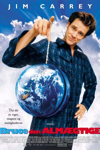 Universal Pictures - Bruce den almægtige