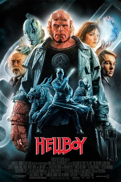 Dark Horse Entertainment - Hellboy