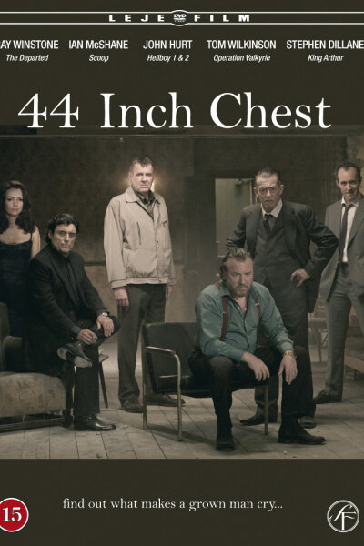 Anonymous Content - 44 Inch Chest