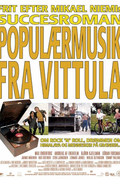Svenska Filminstitutet - Populærmusik fra Vittula