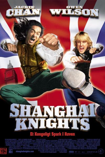 Roger Birnbaum Productions - Shanghai Knights