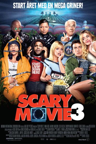 Miramax Films - Scary Movie 3