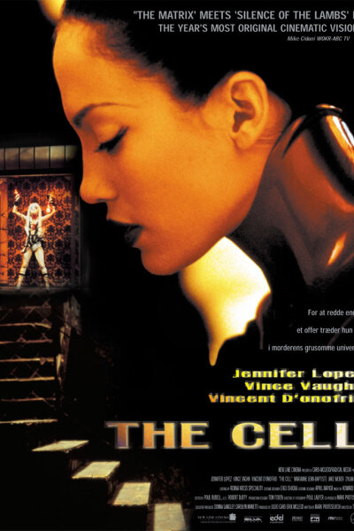 New Line Cinema - The Cell