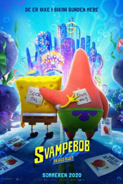 Nickelodeon Animation Studios - SvampeBob på vild flugt