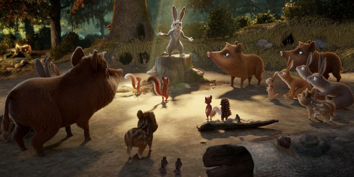 Koch Films - Luna og den magiske krystal