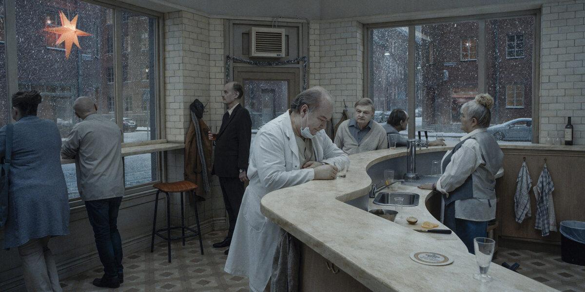Roy Andersson Filmproduktion - Om det uendelige