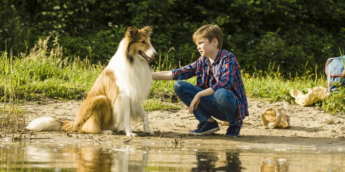 Henning Ferber Produktion - Lassie kommer hjem
