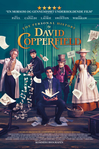 Film 4 - The Personal History of David Copperfield