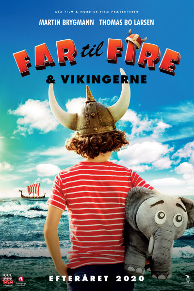 ASA Film Production - Far til fire og vikingerne