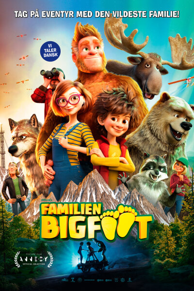Familien Bigfoot
