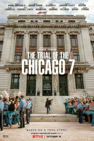 DreamWorks - The Trial of the Chicago 7