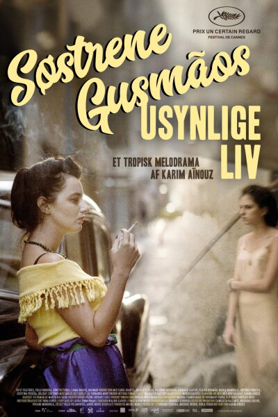 Pola Pandora Filmproduktions - Søstrene Gusmaos usynlige liv