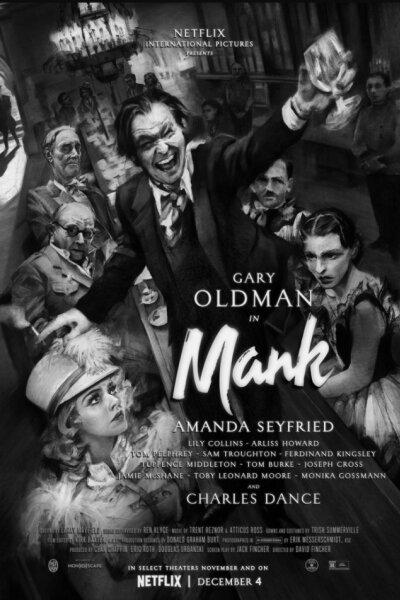 Netflix - Mank
