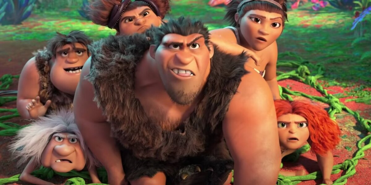 DreamWorks Animation - Croods - En ny tid