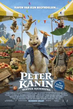 Peter Kanin hopper hjemmefra
