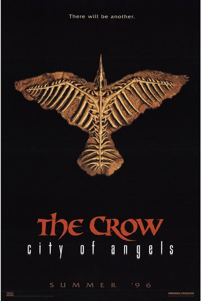 Miramax Films - The Crow: City of Angels