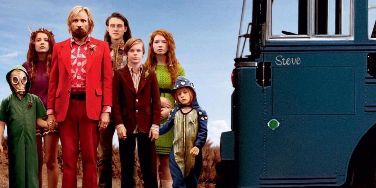 Electric City Entertainment - Captain Fantastic - en ualmindelig far