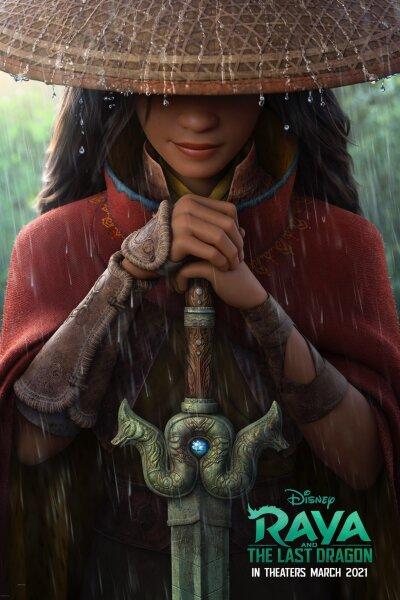 Walt Disney Animation Studios - Raya og den sidste drage