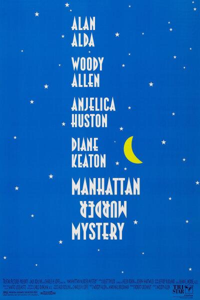 TriStar Pictures - Manhattan mord mysteriet