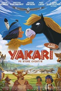 Yakari på store eventyr