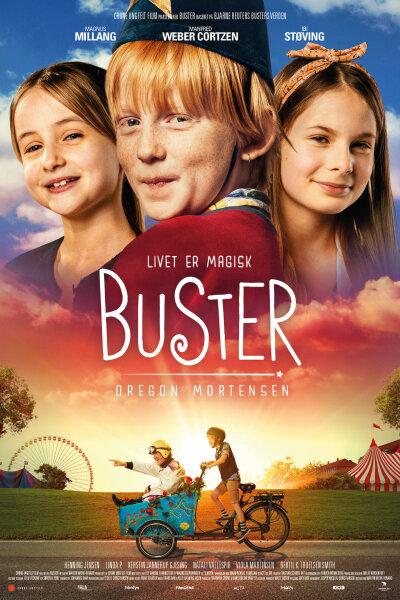Buster Oregon Mortensen