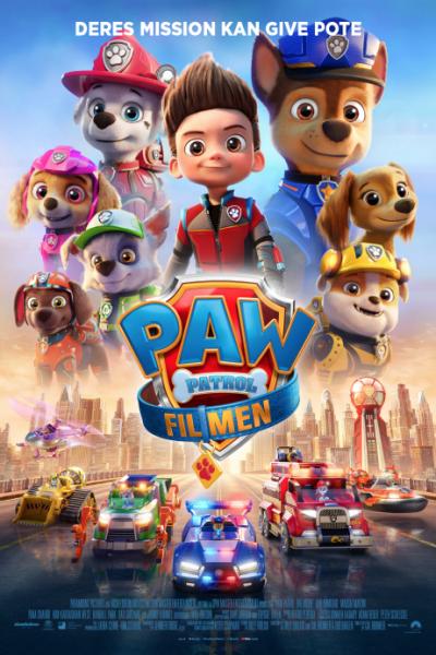 Paw Patrol: Filmen