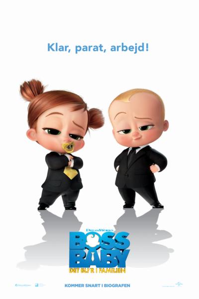 Boss Baby: Det blir' i familien