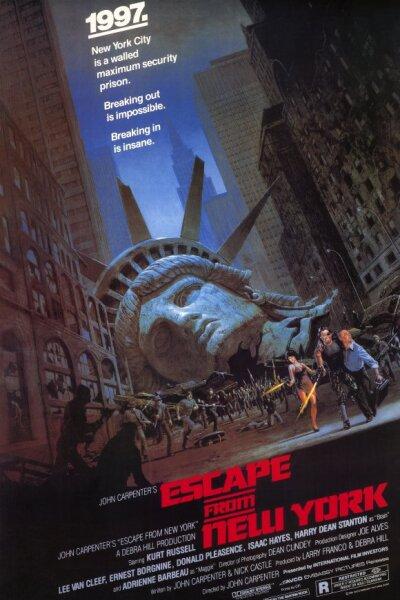 City Film - Flugtaktion New York