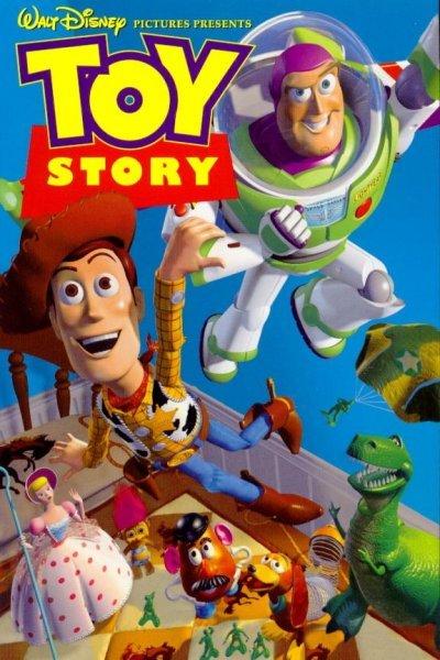 Pixar Animation Studios - Toy Story (org. version)