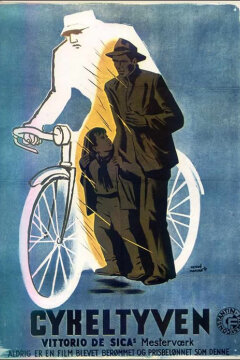 Cykeltyven