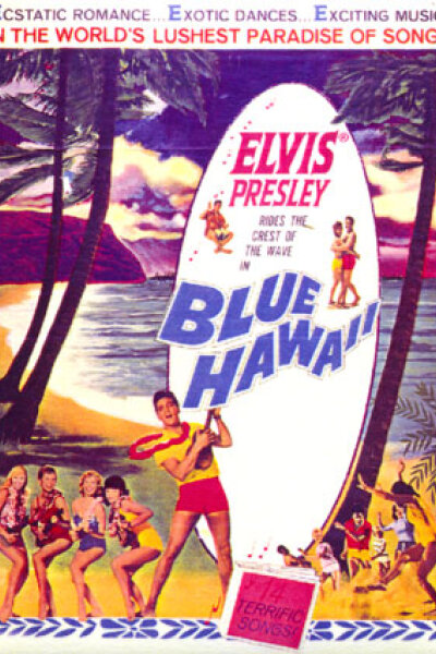Paramount Pictures - Blue Hawaii