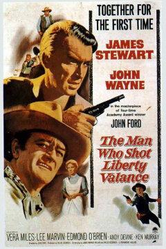 Manden der skød Liberty Valance