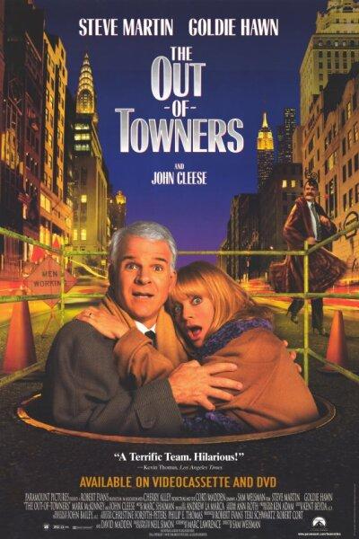 Paramount Pictures - Når godtfolk kommer til byen