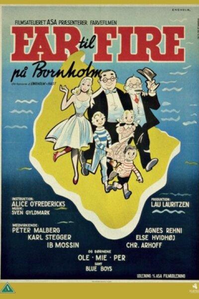 ASA Film Production A/S - Far til fire på Bornholm
