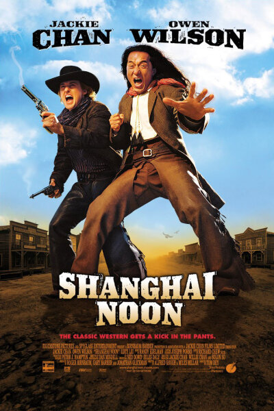 Touchstone Pictures - Shanghai Noon