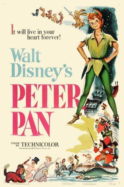 Walt Disney Pictures - Peter Pan